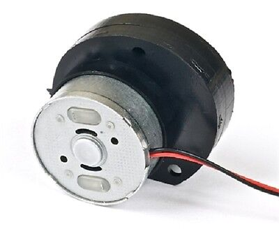 Solar Motor With Gearbox Low Inertia 0.7 - 5.0v Ideal For Solar Projects
