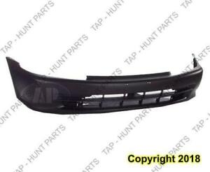 Bumper Front Primed Sedan Honda Civic 1992-1995