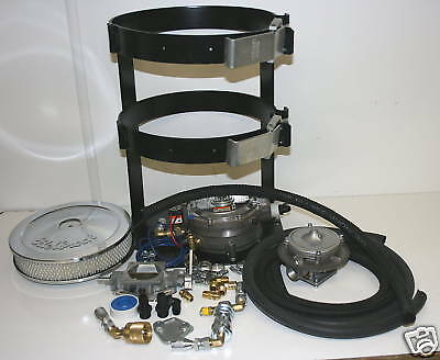 Trackmobile Propane Kit For Ford 292 Engine Complete