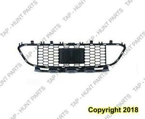 Grille Lower With Sensor Type With M Sport Sedan BMW 3-Series 2012-2015