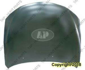Hood Steel 2.5L Without Turbo Hole (Premium/Outback) CAPA Subaru Impreza 2008-2011