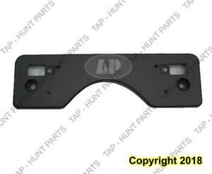 License Plate Bracket Front Hatchback Usa Built Toyota Yaris 2009-2011
