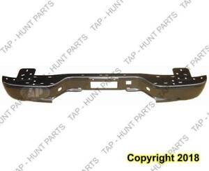 Bumper Rear Primed With 4 Bracket Pad Chevrolet Suburban 2000-2006