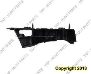 Bumper Guide Bracket Front Passenger Side Without S-Line Audi A4 2009-2012