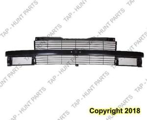Grille Chrome Silver With Compostion Chevrolet Astro 1995-2005