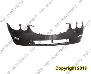 Bumper Front Primed CAPA Buick Lacrosse 2008-2009
