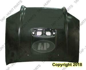 Hood Sport Model With Scoop CAPA Toyota 4Runner 2003-2005