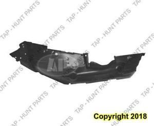 Fender Liner Front Driver Side With Flare Toyota Rav4 2006-2012
