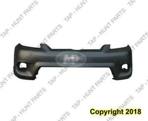 Bumper Front Primed With Spoiler Hole Xr/Xrs Model Toyota Matrix 2005-2008