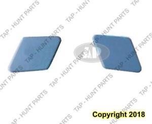 Head Lamp Washer Cover Driver Side Sedan/Wagon BMW 3-Series 2006-2008