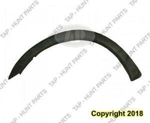 Wheel Opening Moulding Flare F250/350 Driver Side Ford F250 F350 F450 F550 2004-2007