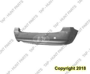 Bumper Rear Primed With Sensor Without M Package Wagon BMW 3-Series 2006-2008