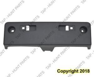 License Plate Bracket Front Nissan VERSA HATCH BACK 2007-2012
