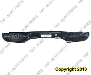 Bumper Face Bar Rear Ptm (Step Bumper) [1999-2006] [Classic 2007] Chevrolet Silverado