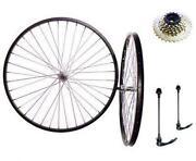 26 MTB Front Wheel