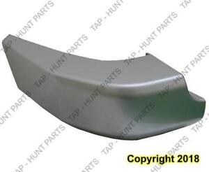 Bumper End Rear Driver Side Without Special Edition Package Toyota FJ Cruiser 2007-2014