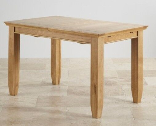 Brand New Oak Table with 6 x Chairs