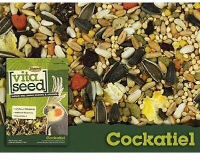 Cockatiel Food HIGGINS VITA SEED Diet Natural Seed Mix