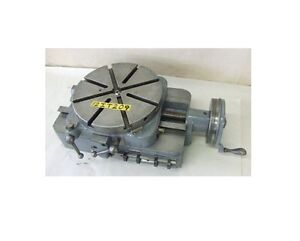 12 rotary indexing table 8 slide travel 360 degree graduations for 12 rotary table