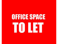 OFFICE TO LET near Walsall and Wednesbury - Alarmed and Secure - Parking - Low Rental - WIFI