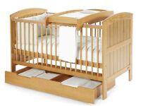 Mamas and papas cot/bed