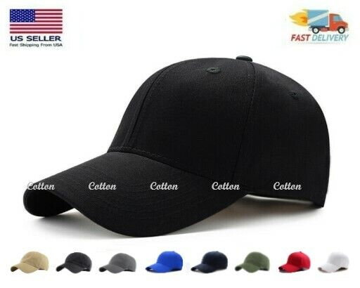 Cap Baseball Cotton Adjustable ~ Flag Military Plaid Hat Boonie Bucket Sports Clothing, Shoes & Accessories
