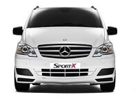 Wanted vito sport x or viano parts