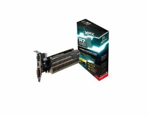 XFX Gaming video card R7 240A-CLH 2 GB DDR3 for desktop Computer