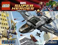 Lego Super Heroes Quinjet Aerial Battle sold out