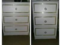 Bedside Drawer x2