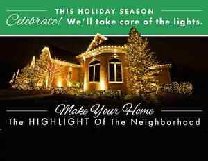 Installing Christmas  lights BEST DEALS IN TOWN  Oakville / Halton Region Toronto (GTA) image 1