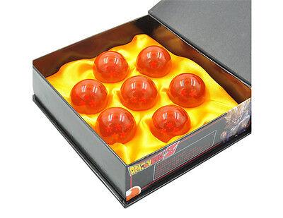 Dragonball Z Dragon Ball Bälle 7cs Crystal Kristall Kugel Box Son Goku Cosplay (Dragon Ball Z Bälle)