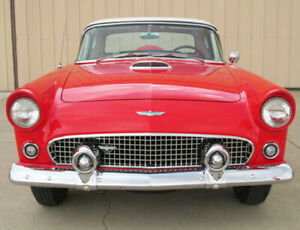 1956 Thunderbird ....Excellent condition.
