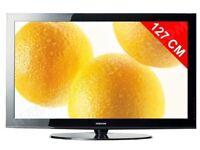 Samsung 50 inch plasma TV very nice condition