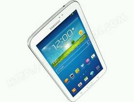 Samsung galaxy tablet S3 t210 (white)