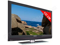 """used 52"""" lcd television"""