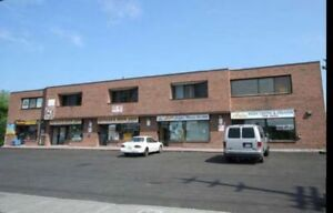 Commercial office/storage and parking for lease one month free
