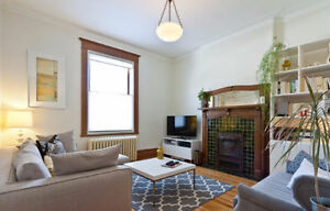 4 bedroom house with backyard NDG Monkland village