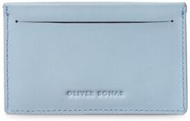 Lost Light-blue cards-holder with various cards in it (Clapham Junction)