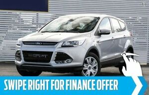 2015 Ford Kuga TF MKII Ambiente AWD Moondust Silver Semi Auto Wagon Capalaba West Brisbane South East Preview