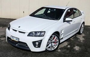 2009 Holden Special Vehicles Clubsport White Sports Automatic Sedan Dandenong Greater Dandenong Preview