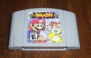 Super Smash Bros - Nintendo 64 Cartridge  - Working