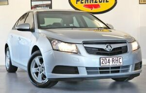 2010 Holden Cruze JG CD Silver 6 Speed Sports Automatic Sedan Wynnum Brisbane South East Preview