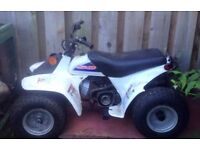Suzuki LT50 spares or repair