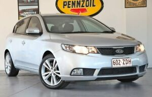 2012 Kia Cerato TD MY12 SLi Silver 6 Speed Sports Automatic Hatchback Wynnum Brisbane South East Preview