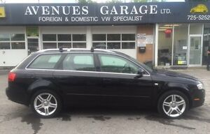 2007 Audi A4 Wagon Quattro Loaded From 97.48 BiWeekly OAC