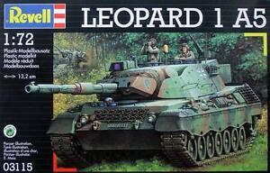Revell Model Tanks 1:72 - NEW London Ontario image 1