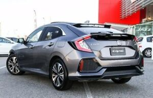 2017 Honda Civic MY17 VTI-LX Modern Steel Continuous Variable Hatchback