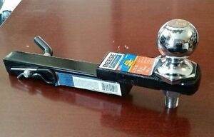 Reese Towpower Hitch Tongue with 2-in Chrome InterLock Ball
