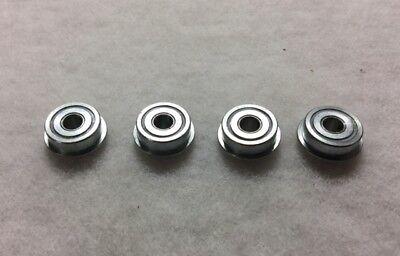 Clarke Super 7 Or Super E Wheel Bearing Part 50740a S7r S-7r Set Of 4